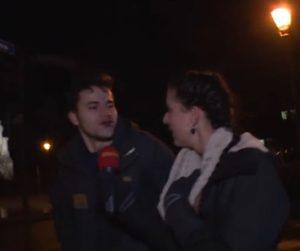 Reportage de terrain dans une Allemagne frigorifiée